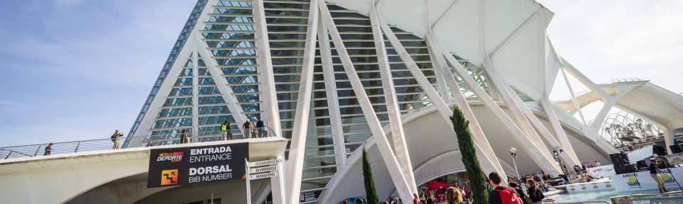 Expo Deporte Maratón Valencia