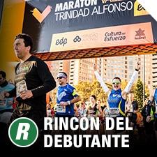 Rincon Debutante Maratón Valencia