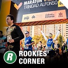 Rookies Corner