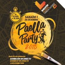 Paella Party 2018