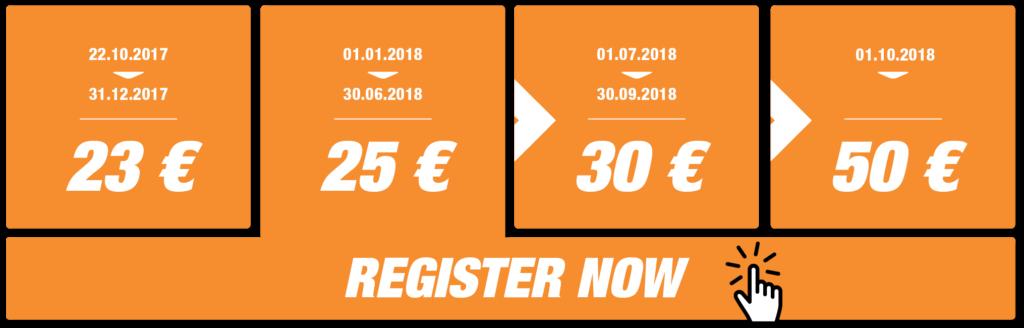 Registration Half Marathon Valencia