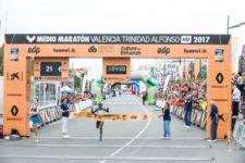 Meta Medio Maratón Valencia 2017