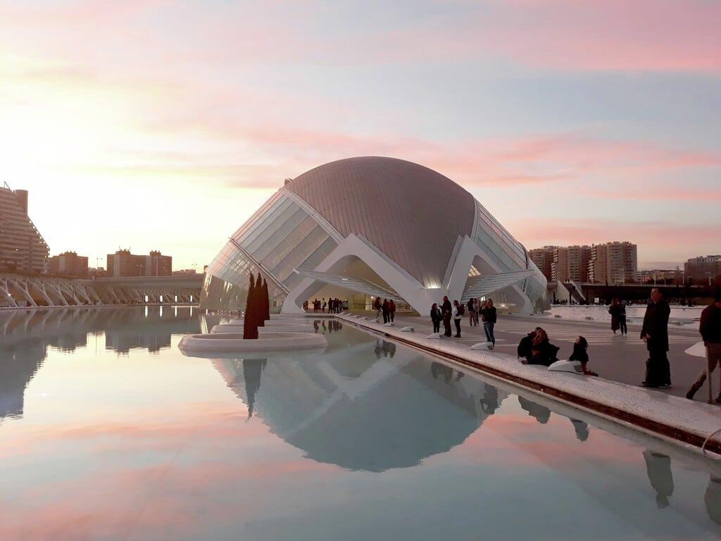 Hemisfèric Valencia - Turismo