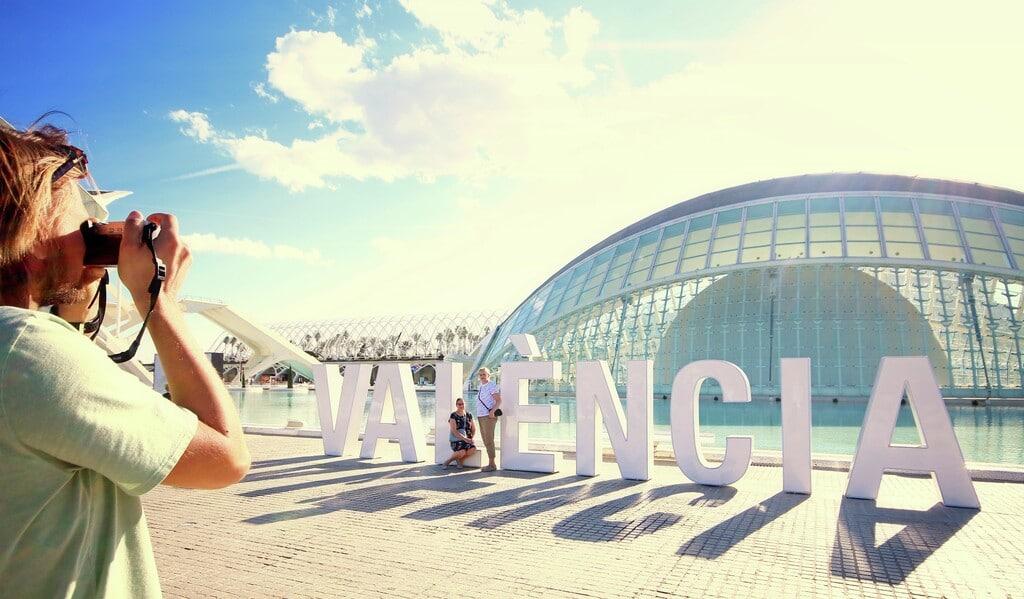 Ciudad Valencia - Turismo