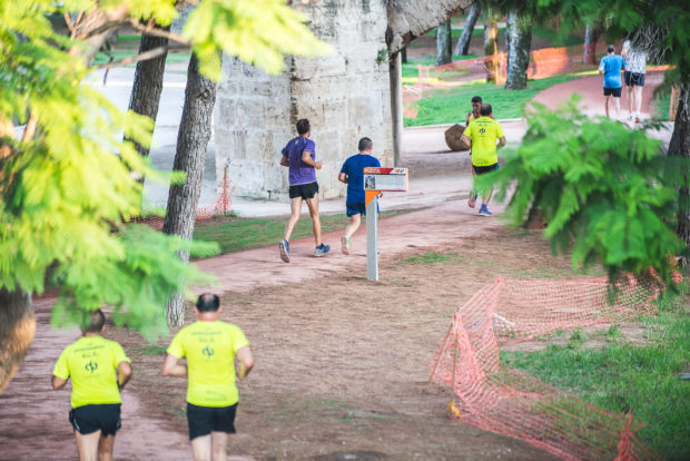 Valencia — The Running City — 5-kilometre Circuit
