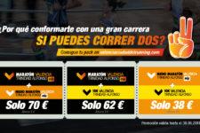 Pack inscripciones Valencia Ciudad del Running