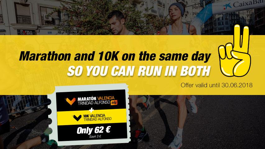 Races Pack Valencia Marathon