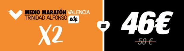 Love Packs Medio Maratón Valencia