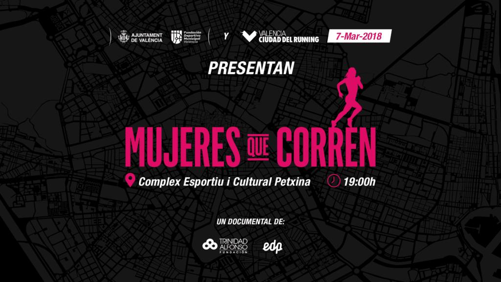 Documental Mujeres que Corren
