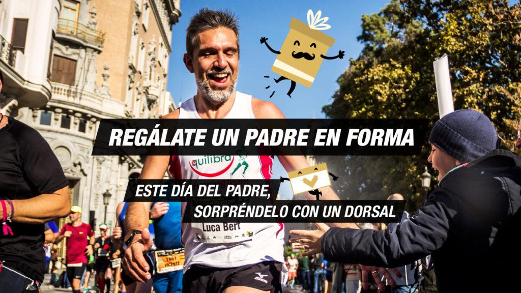 Día del Padre - Maratón Valencia Trinidad Alfonso EDP