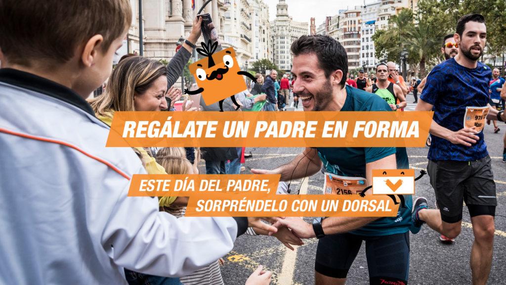Medio Maratón Valencia - Día del Padre