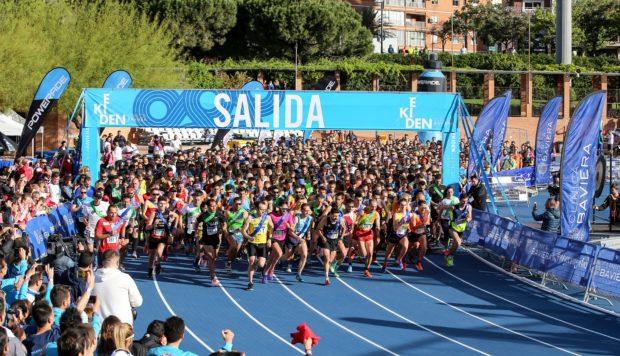 Ekiden Valencia 2018