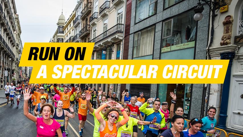 Spectacular Circuit 10K Valencia