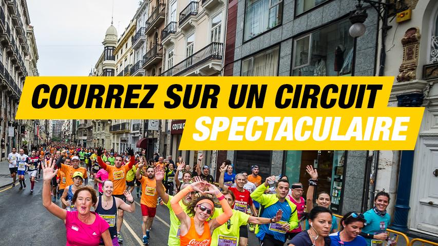 Circuit Spectaculaire 10K Valencia