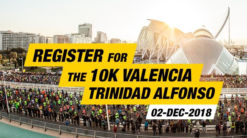 Entries Valencia Marathon 2018
