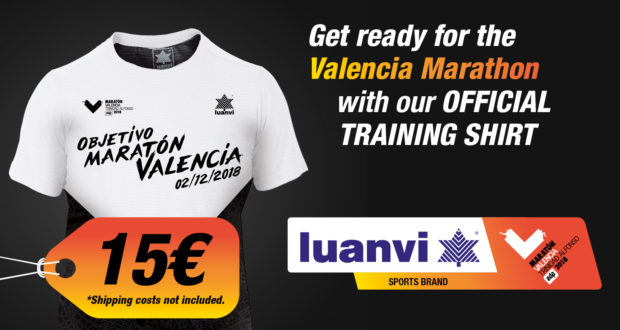 Training Shirt Valencia Marathon