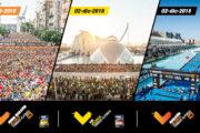 Etiquetas IAAF Valencia Ciudad del Running