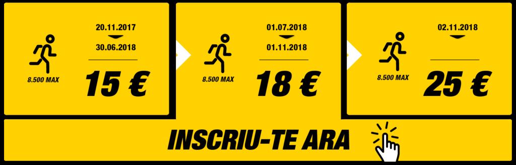 Inscripcions 10K Valencia