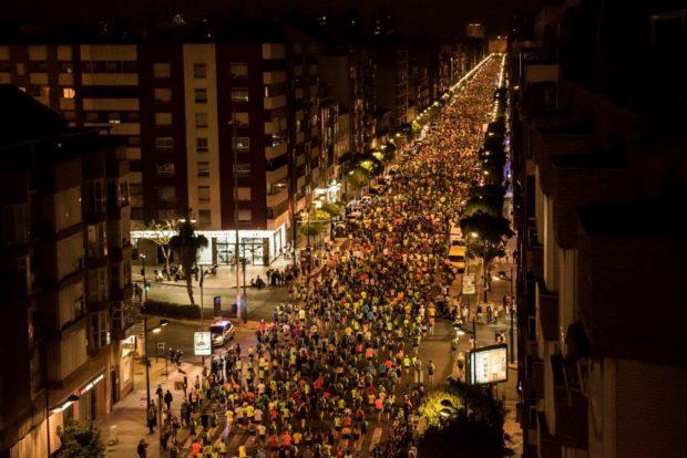 15km Valencia Night Race 2018