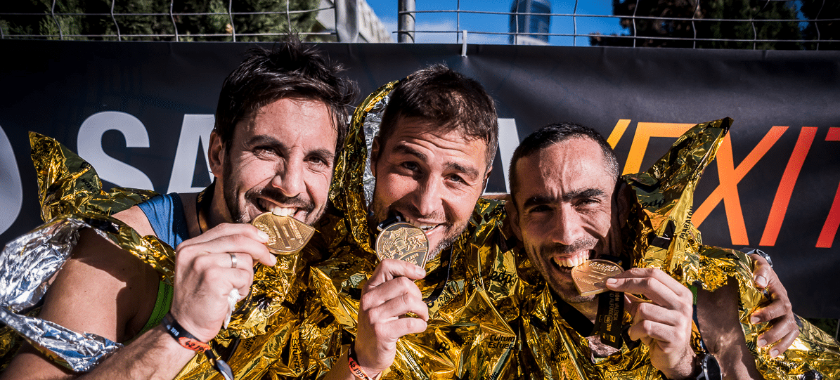Medalla Maratón Valencia