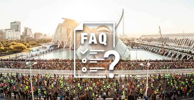FAQ Maratón Valencia