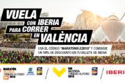 Descuentos Iberia Maratón Valencia