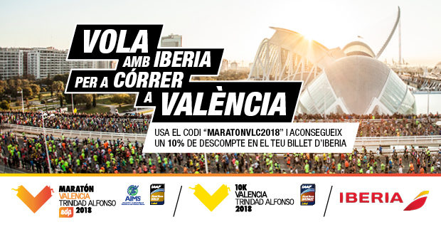 Descomptes Iberia Marato Valencia