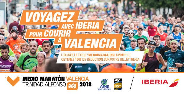 Iberia et Valencia Marathon