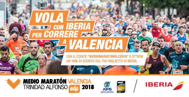 Disconto Iberia Maratona Valencia