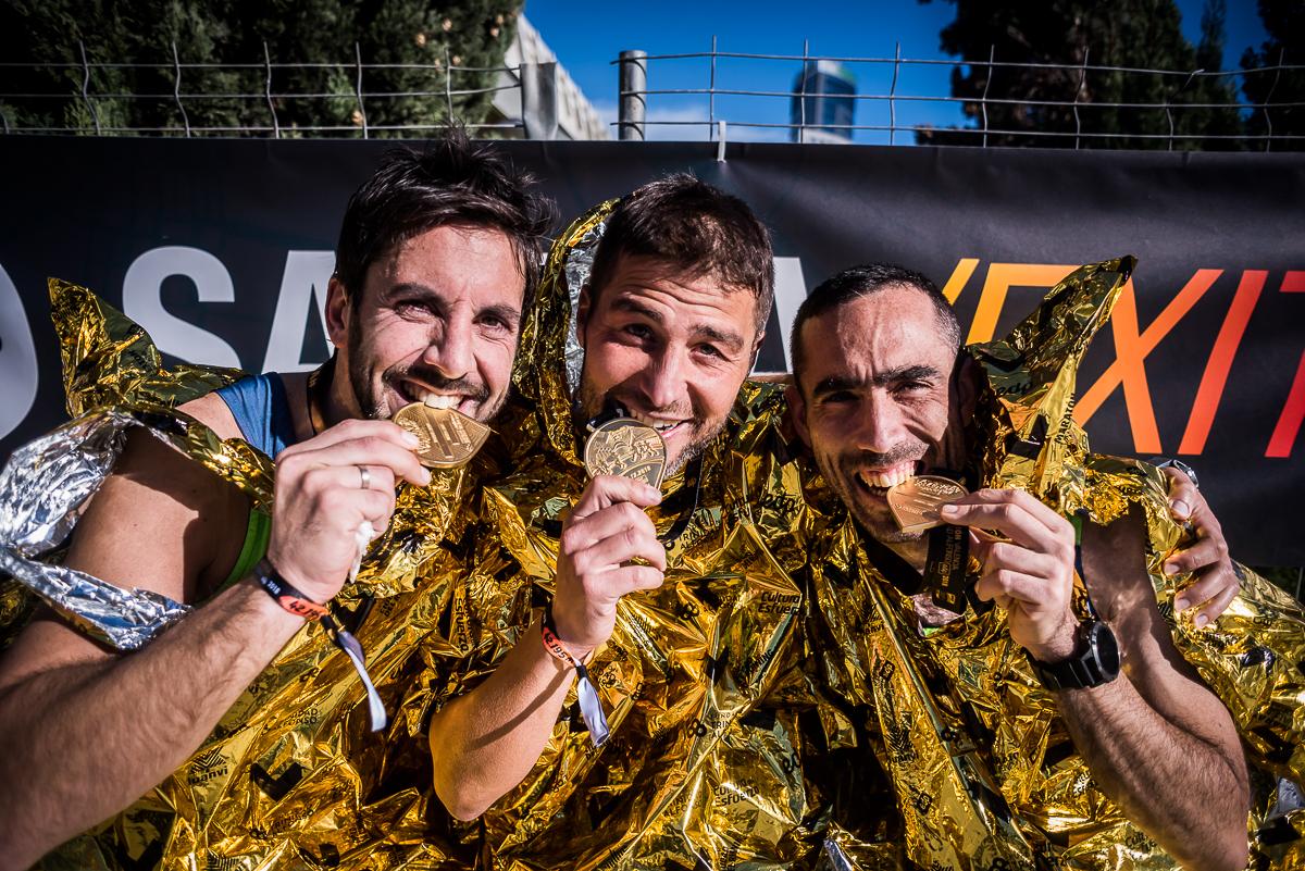 Medalla Maraton Valencia