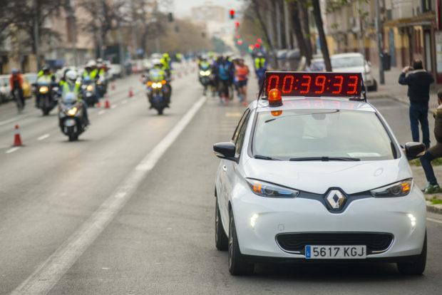 Renault volverá a abrir este año las carreras del Medio Maratón y Maratón Valencia