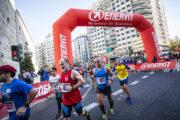 Maratón Valencia y Enervit