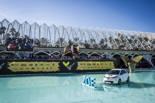 Maratón Valencia y Renault