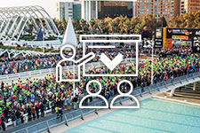 Presentazione Valencia Maratona