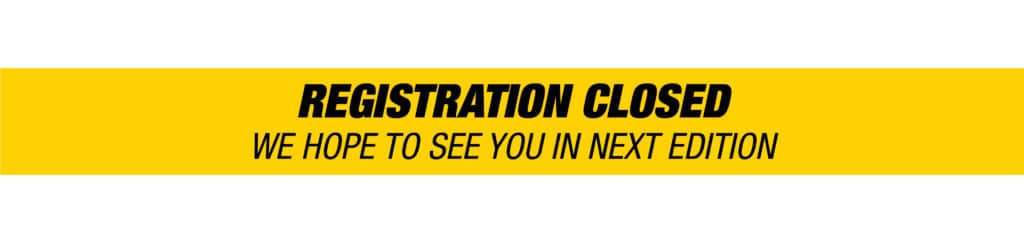 Registrations 10K Valencia