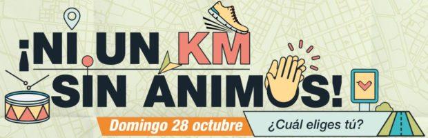 Puntos de animación Medio Maratón