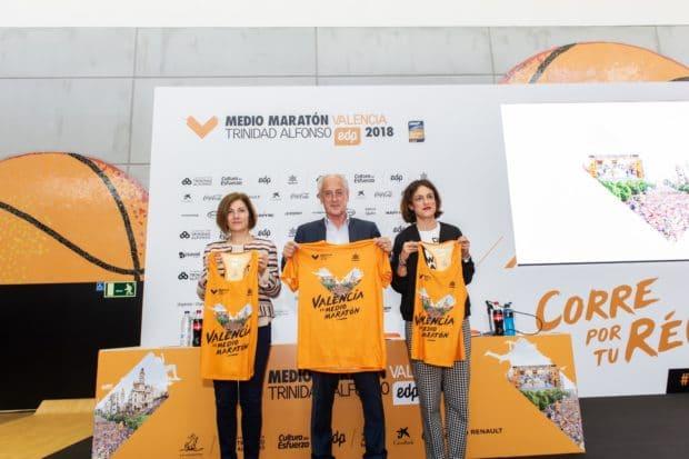 Valencia Half-Marathon Shirts