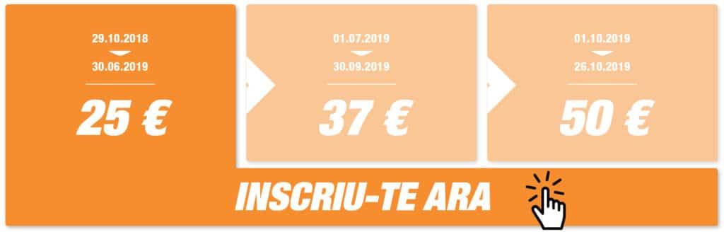 Inscripcions Mitja Marató Valencia