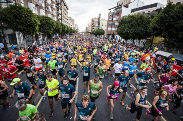 Valencia Half-Marathon