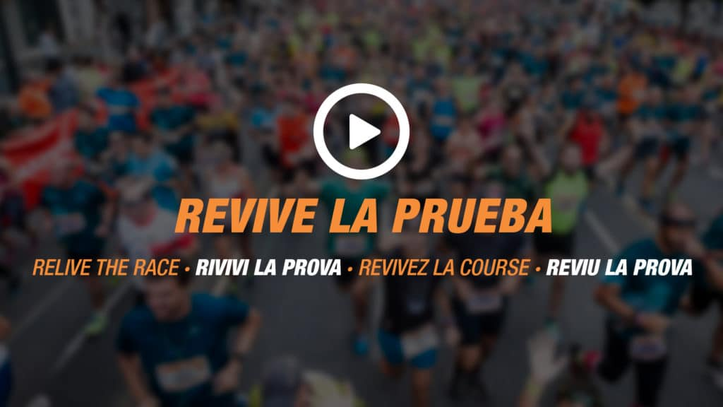 Revive la carrera
