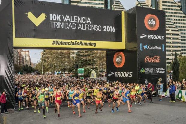 El 10K Valencia Trinidad Alfonso agota inscripciones