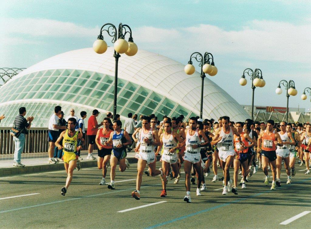 Historic archivos · Valencia Ciudad del Running