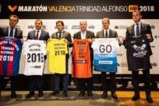 Acto Hermanamiento Maraton Valencia