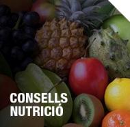 Consells nutrició