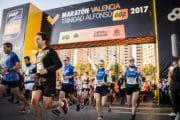 Debutantes Maraton Valencia