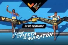 Elite Maraton Valencia 2018