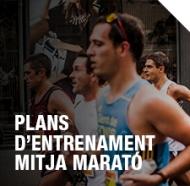 Plans entrenament mitja marató