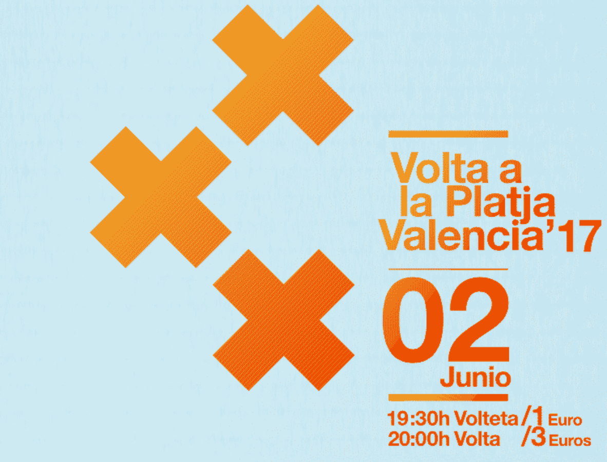 Volta-Platja-Valencia