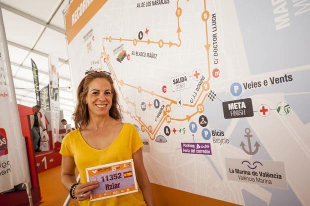 Feria Corredor Medio Maratón Valencia