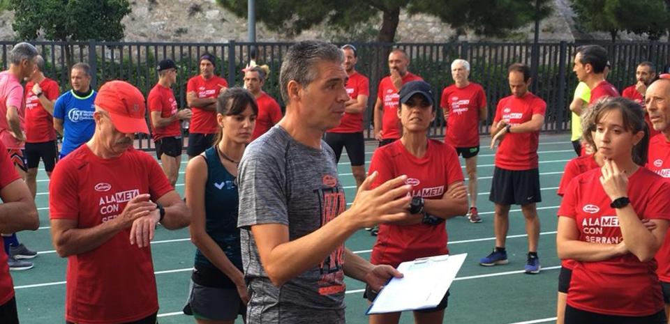 Grupos Entrenamiento Maraton Valencia Carnicas Serrano